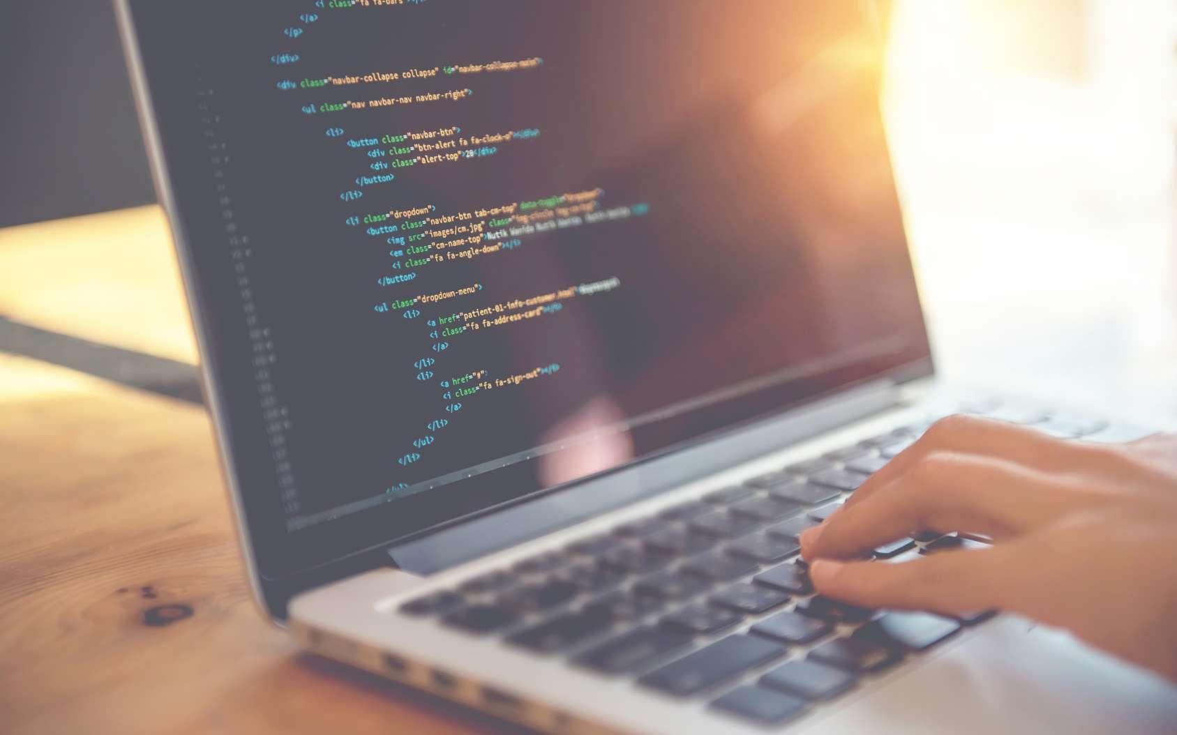 en quoi consiste travail entreprise developpement web