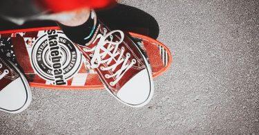 Cruiser skate bois